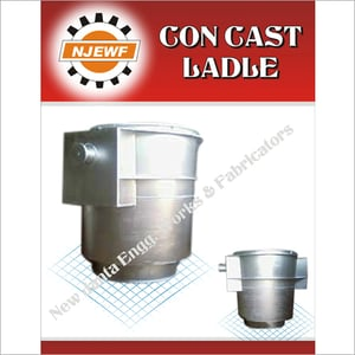 MS Concast Ladle