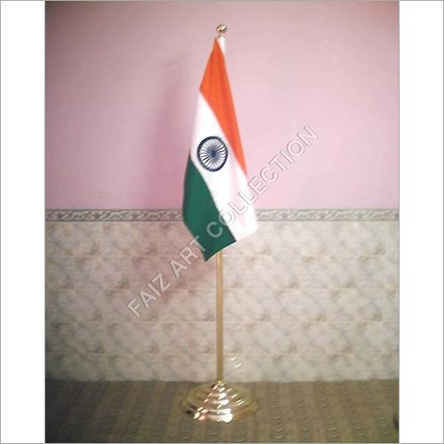 Metal Indian Flags