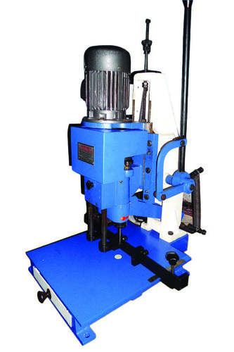 Two Hole Paper Drilling Machine