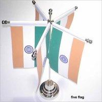 Indian Criss Cross Flag