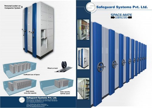 Personal Locker On Compactor System