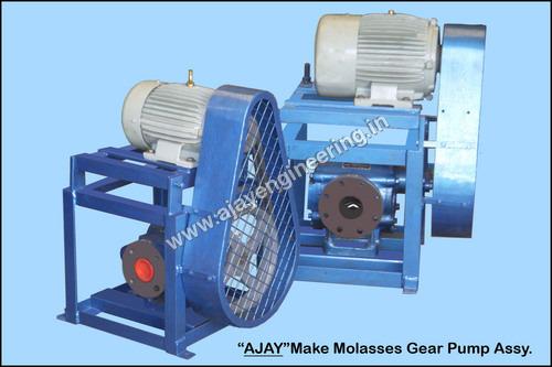 Molasses Transfer Pump