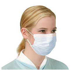 Disposable Face Mask with Bacterial Filter