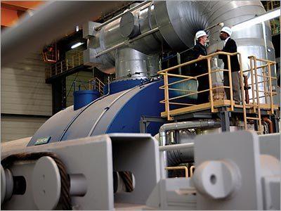 E.P.C of Power Plant