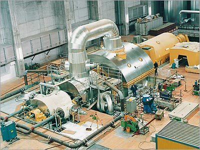 Steam Turbine Upgrading Services