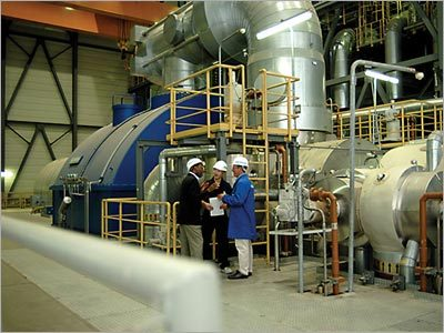 Steam Turbine Re-rating Services