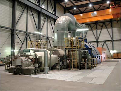 Power Plant Evaluation Projects