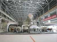 Steam Turbine Erection Service