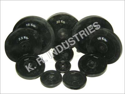 Rubber Plates for Weight Lifting