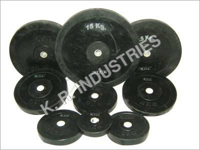Bushing Rubber Weight Lifting Plates