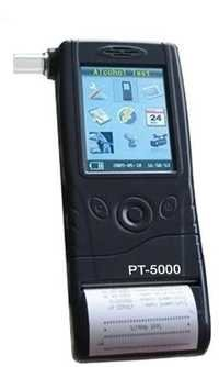 Breath Analyzer, PT-5000P Inbuilt Printer