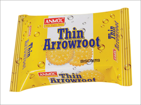 Thin Arrowroot Biscuits