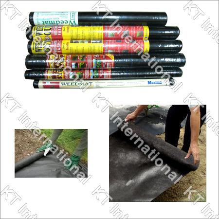 PP Woven Needlepunch Fabric