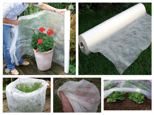 Fleece and Frost Covers