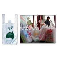 HM-HDPE T-Shirt Bags