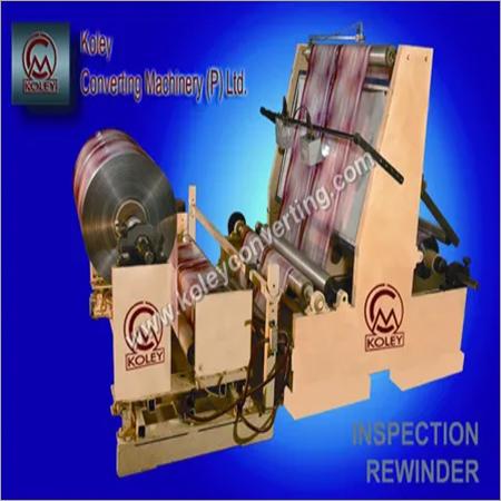 Inspection Rewinding Machine