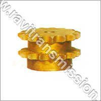 Two Strand Chain Sprocket
