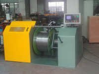 Flat Wire Respooling Machine
