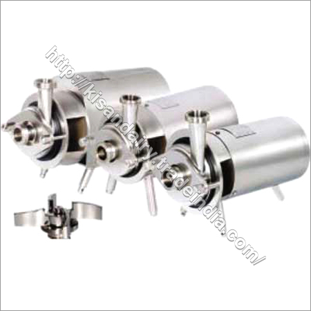 Centrifugal Milk Pumps