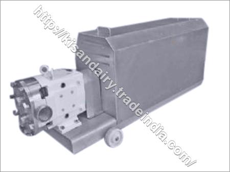 SS Lobe Pumps