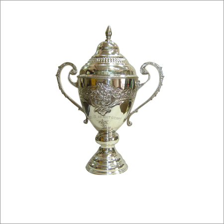 Silver Trophy with Handle