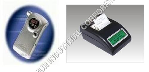 Breath Analyser with Printer
