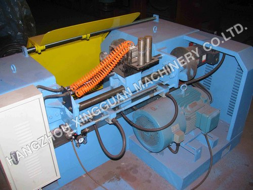Wire spooling machine, Horizental spooler