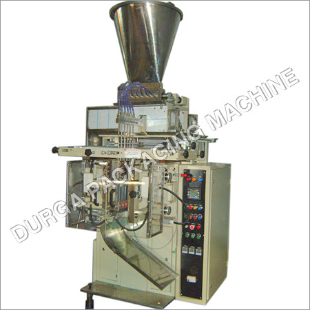 Multi Track Pouch Packaging Machinery