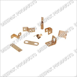 Brass Electrical Sheet Parts