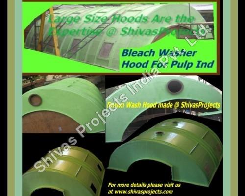 Bleach Washer Hood