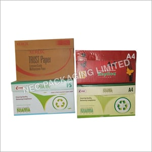 Die Cut Offset Printed Corrugated Cartons