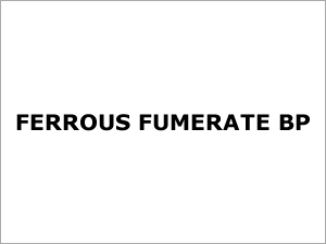 Ferrous Fumerate BP