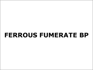 Ferrous Fumerate BP