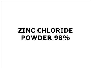 Zinc Chloride Powder 98%