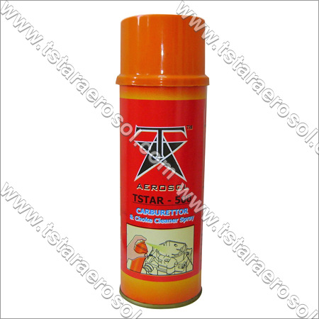 Carburettor & Choke Cleaner Spray