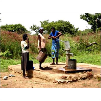 Pressure Deep Well Hand Pump