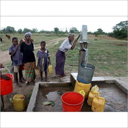 Afridev Deep Well Hand Pump