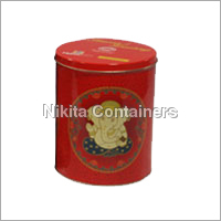 Printed Metal Containers