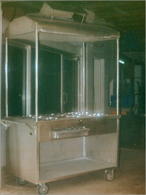 Snacks Trolley/ Counter