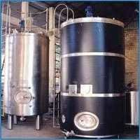 Stainless Steel Milk Tanks