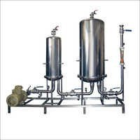 Vodka Silver Filtration System