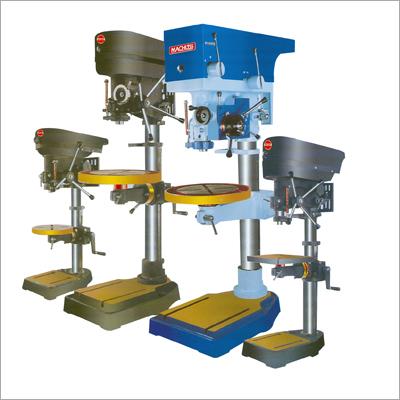 Geared Head Drilling Machine