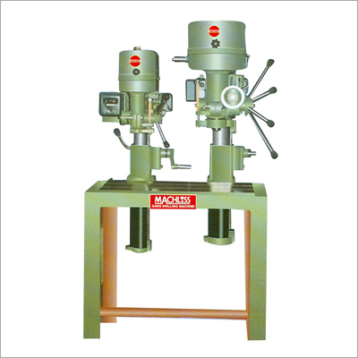 Gang Type Drilling Machine