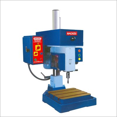 Precision Gear Change Pitch Control Tapping Machin