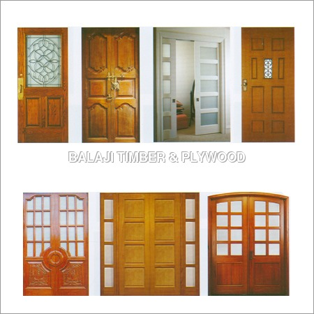 Decorative Panel Doors