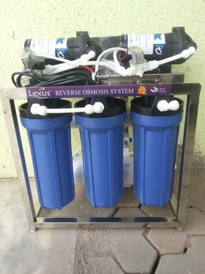 25 Lph Ro Systems
