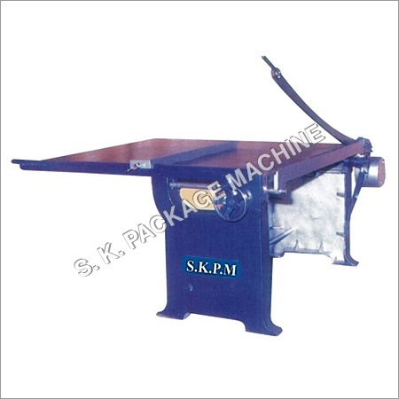 Reel To Sheet Cutting Machines