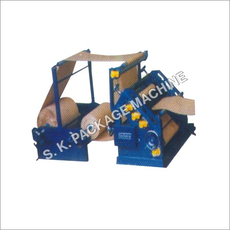 Oblique Type Bush Mounted Corrugation Machine