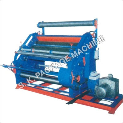 Heavy Duty Single Facer Corrugated Machine