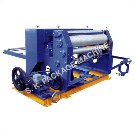 Rotary Paper Corrugated Sheet Cutting Machine